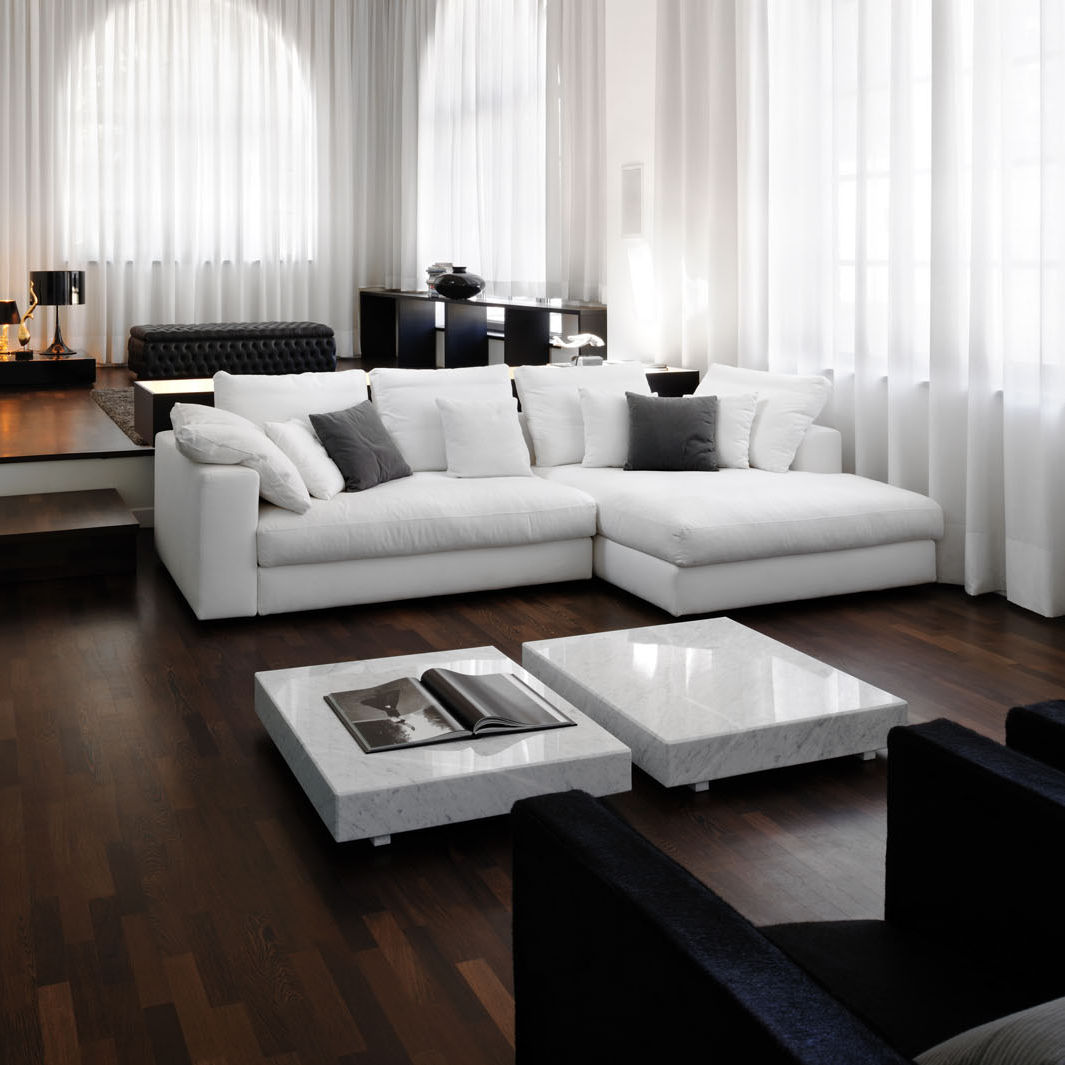 Sofa modern stoff  Modulierbares Sofa / modern / Leder / Stoff - SUMMER - Alberta