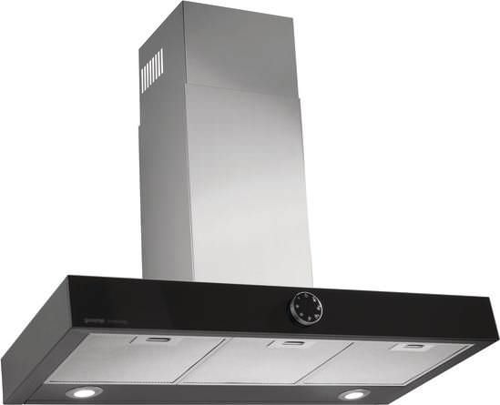 Gorenje Kühlschrank Lichtschalter : Wandmontierter dunstabzug mit integrierter beleuchtung