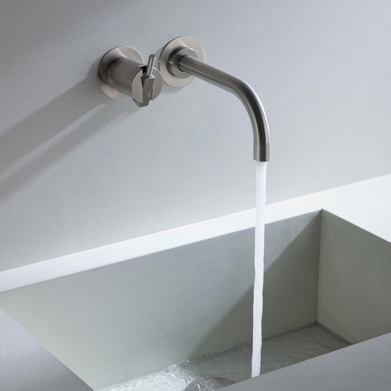Einbau Einhebelmischer Metall Küchen 2 Loch 111 VOLA