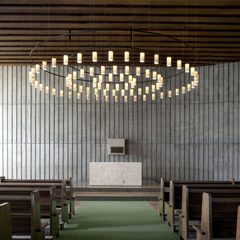 Geräumig Lampe Industriedesign Foto Von Hängelampe / / Messing / Glas -