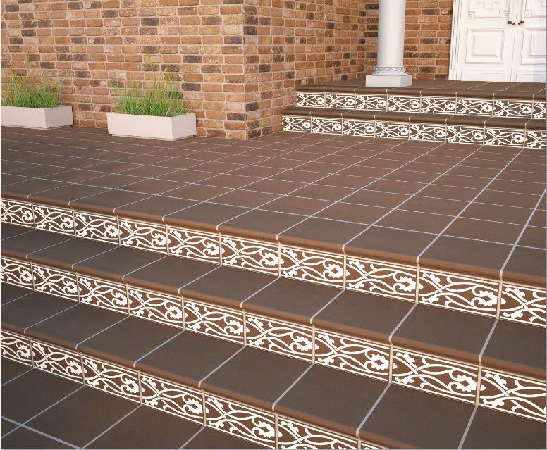 Fußboden Aus Klinker ~ Außenbereich fliesen für fußböden klinker poliert serie