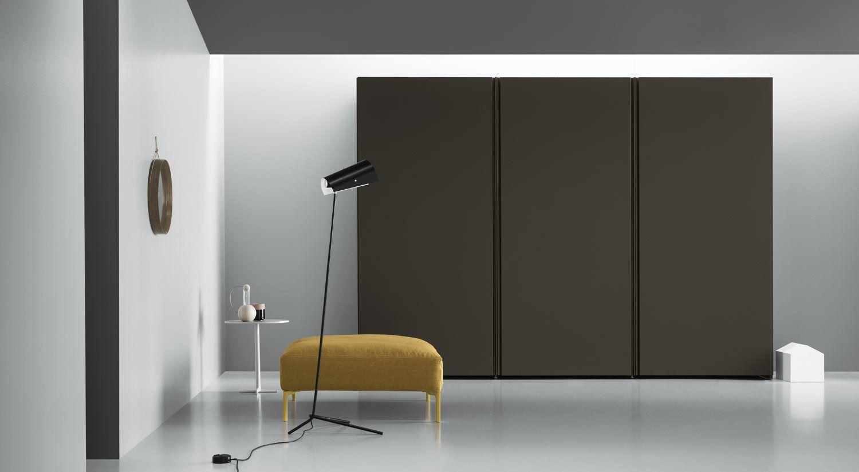 Moderner Kleiderschrank / Schiebetüren - GOLA COMPLANAR - md house