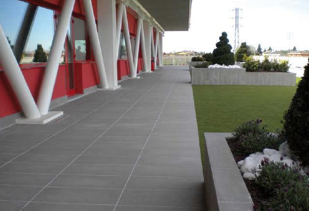 Fußboden Fliesen Zu Glatt ~ Außenbereich fliesen für fußböden aus kunststein glatt