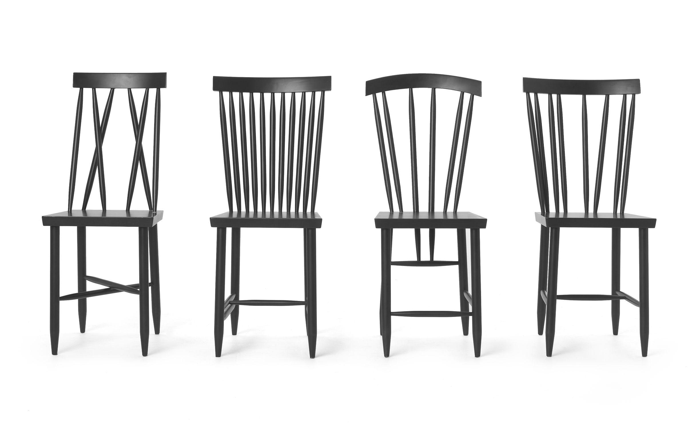 Erstaunlich Stuhl / Skandinavisches Design / Aus Buche ...