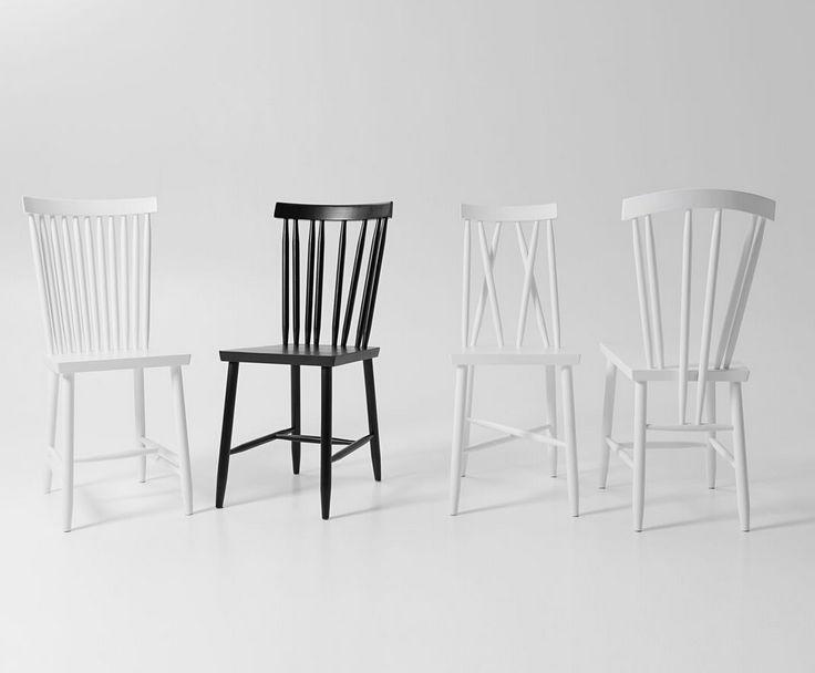 ... Stuhl / Skandinavisches Design / Aus Buche ...