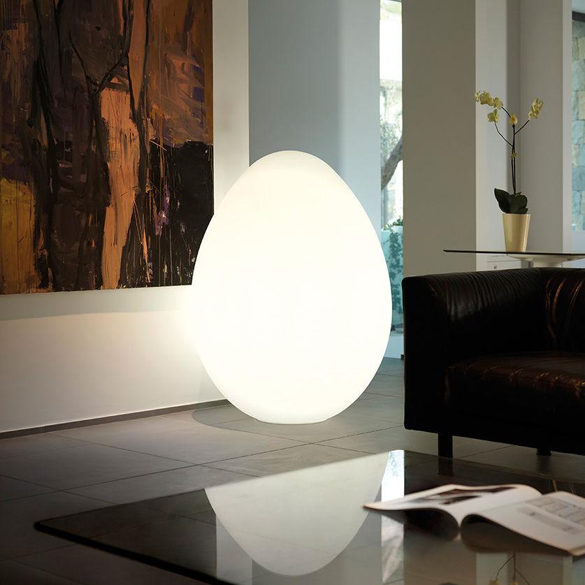 Bodenlampe Modern Polyethylen Innenraum Dino Slide