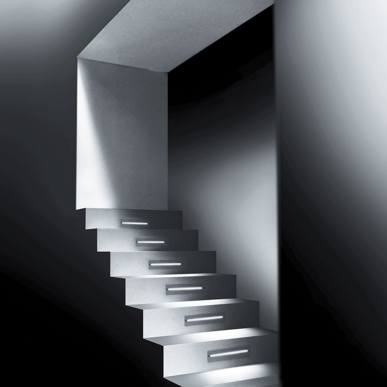Einbauleuchte / LED / linear / Außenbereich - MARKER - Simes