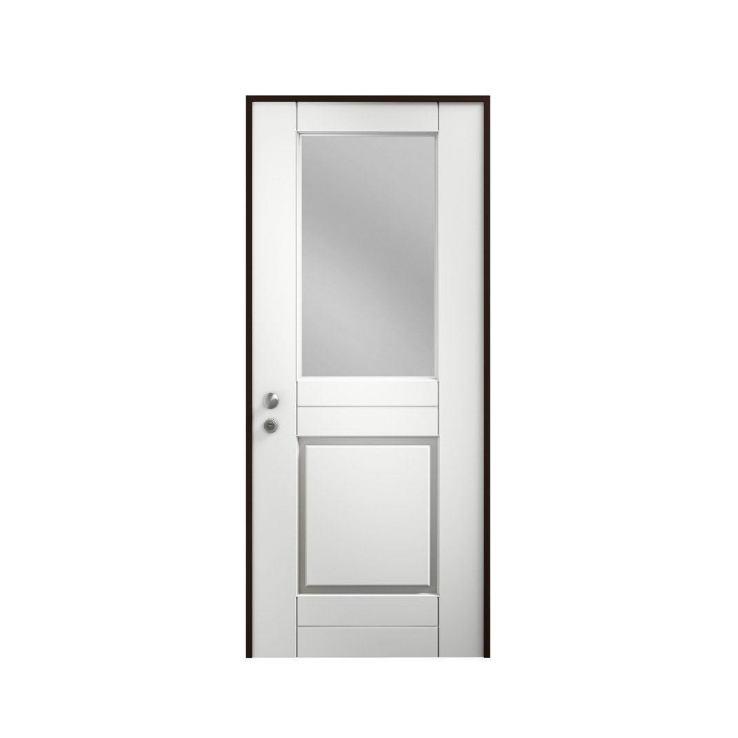 Eingangstür / Einflügelig / Holz / Gepanzert   DELTA