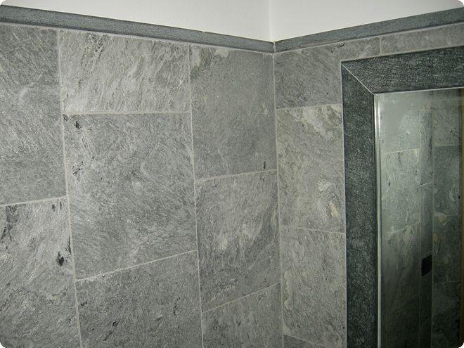 Fliesen Für Badezimmer / Für Wände / Aus Naturstein / Uni   PIETRA SMERALDA