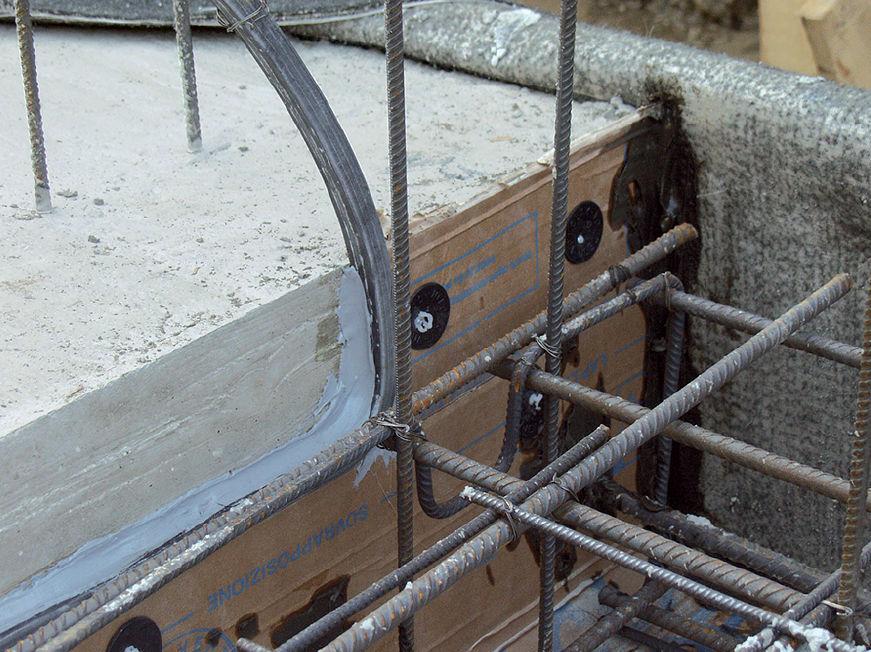 Dehnungsfuge Beton dichtungsmasse für dehnungsfuge selbstklebend flexibel aus