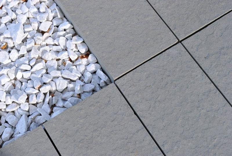 Hervorragend Fliesen für Außenbereich / Garten / bodenstehend / aus Naturstein  MV43