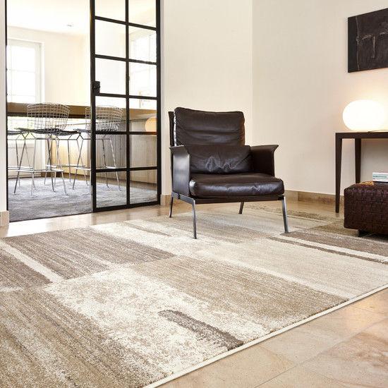Moderne teppiche  Moderne Teppich / Motiv / Wolle / rechteckig - TIVOLI - LANO N.V.