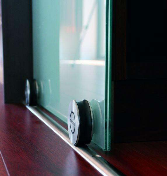 Pocket System / Für Schiebetür Aus Glas   GEOLAN