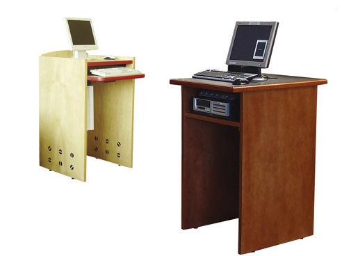 Computertisch modern  Computertisch / modern / Holz / für professionel- len Gebrauch ...
