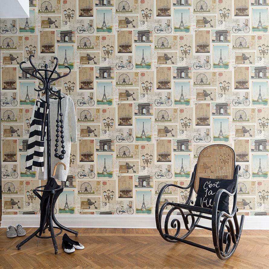 Hervorragend Moderne Tapete / Motiv / Vlies / Bedruckt   POSTCARD