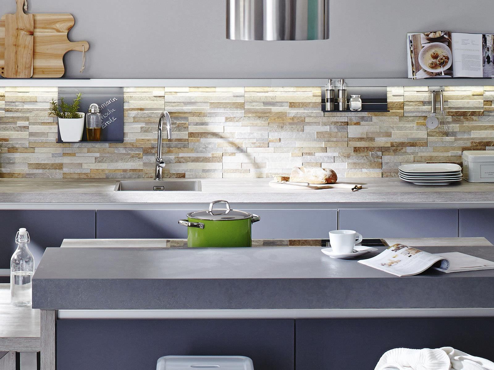 Verblender Küche | Feinsteinzeug Verblender Farbig 100 Recycelbar Ultrastrong