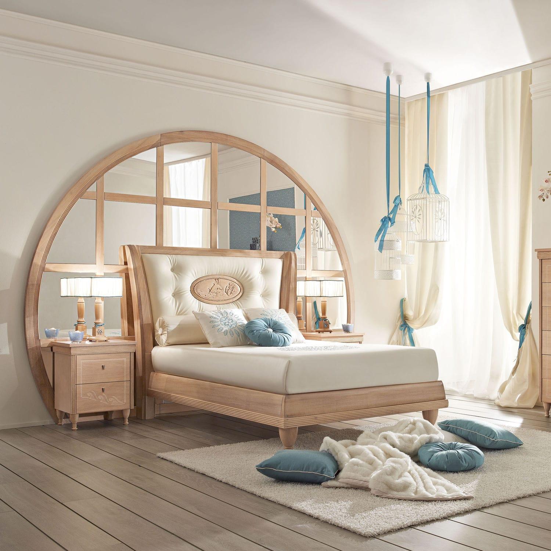 Kinderzimmer für Mädchen / Holz - 849 - Caroti | {Kinderzimmer holz 35}