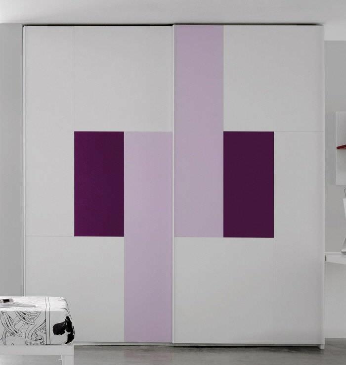 kleiderschranke fur kinderzimmer, moderner kleiderschrank / holz / schiebetüren / für kinder - puzzle, Design ideen