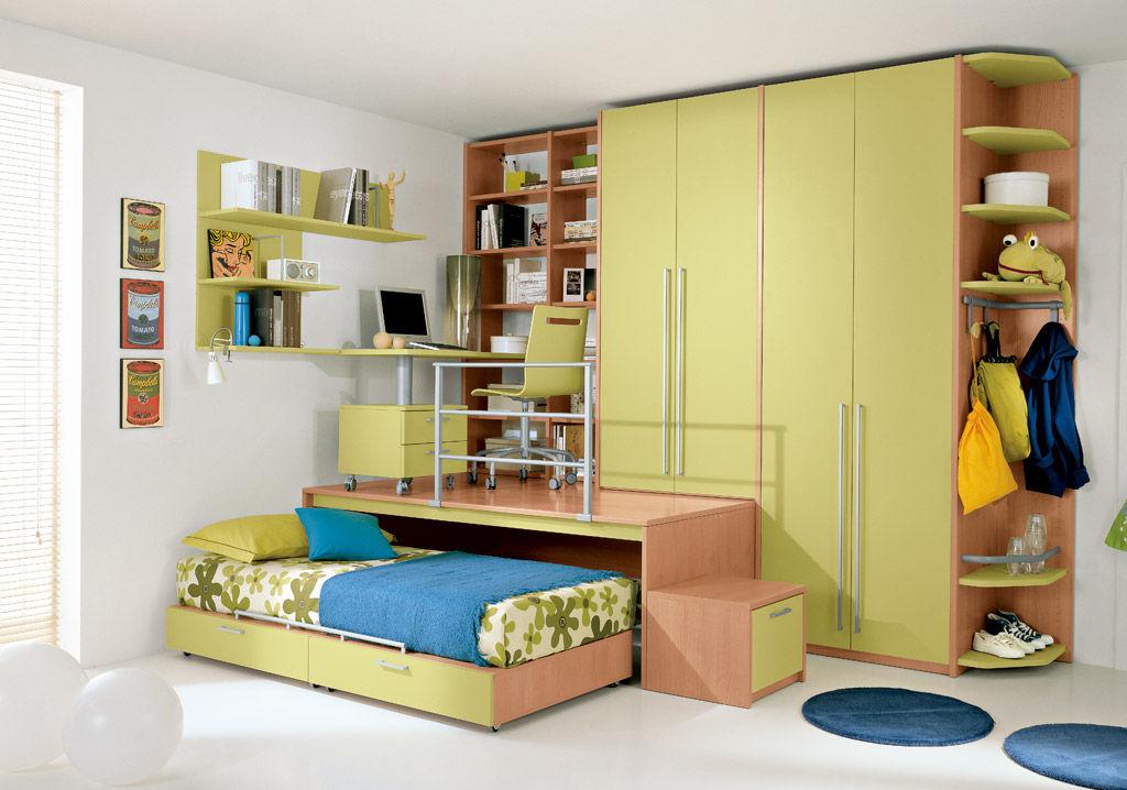 Unisex Kinderzimmer / Gelb   S.2