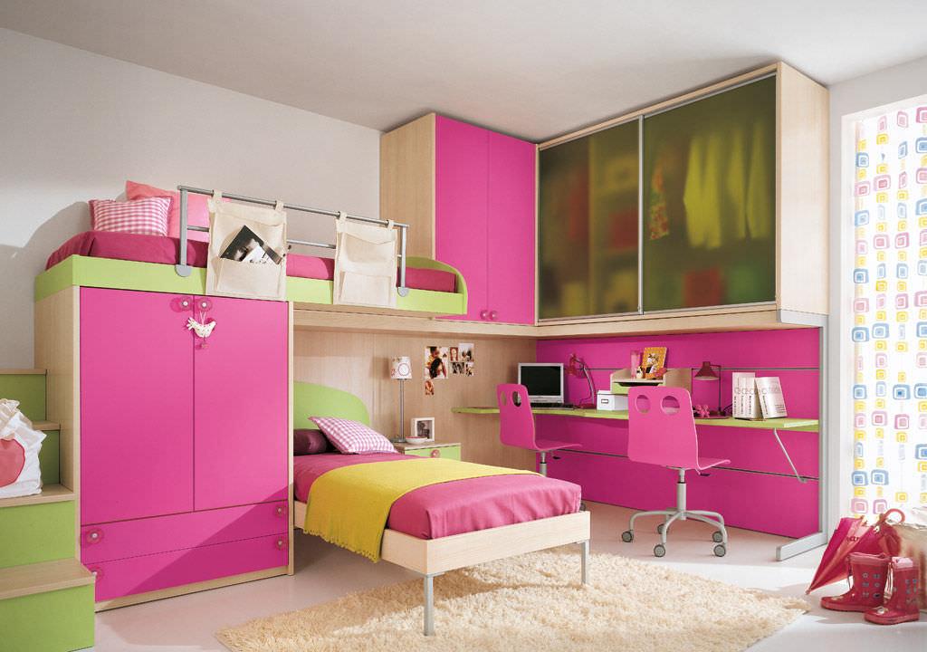 Rosa Kinderzimmer Fur Madchen P 8 Faer Ambienti