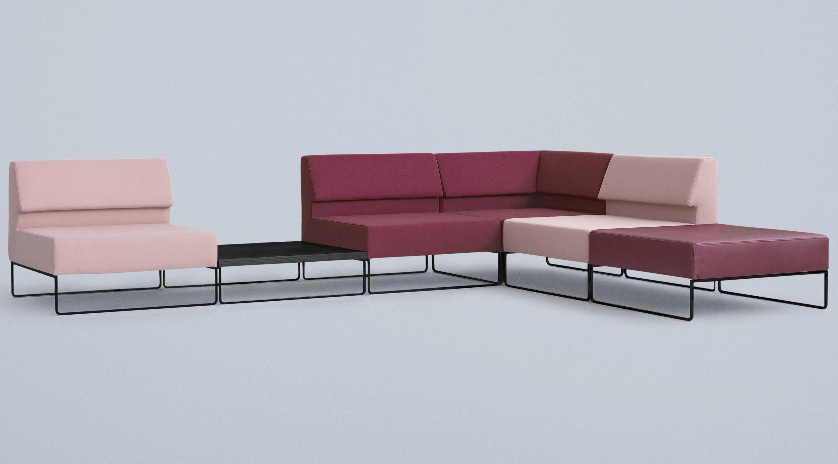Moderne ledercouch  Ecksofa / modulierbar / modern / Leder - COUCH by Morten Voss - + ...