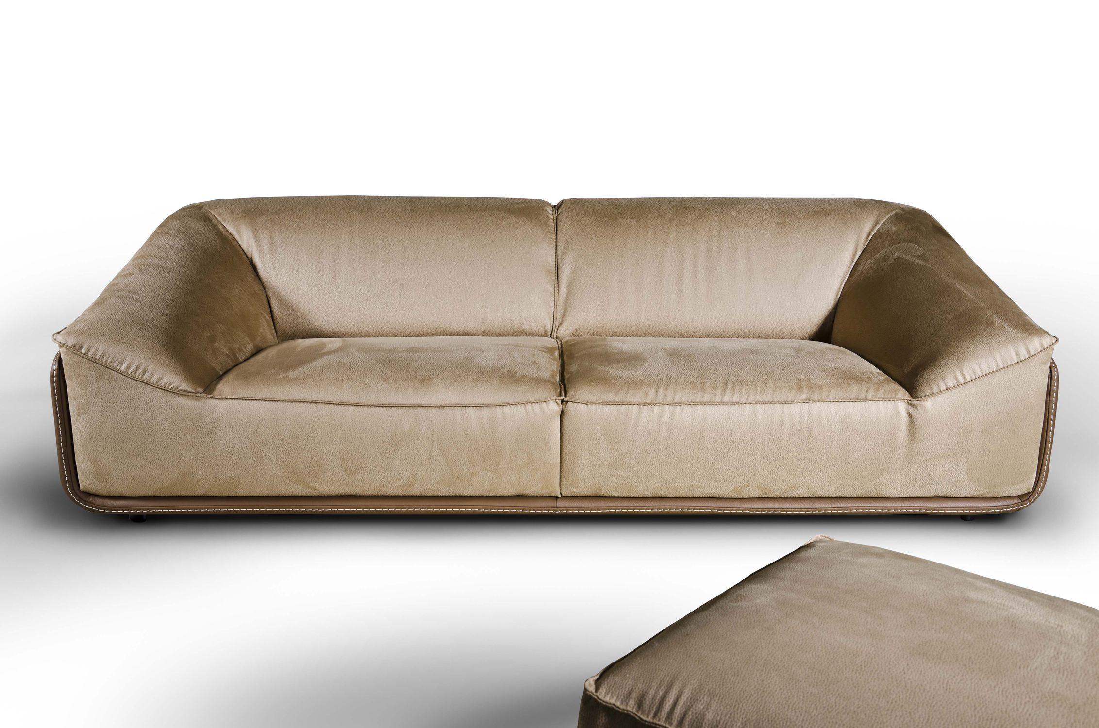 Modernes Sofa / Leder / Stoff / für öffentliche Einrichtungen ...