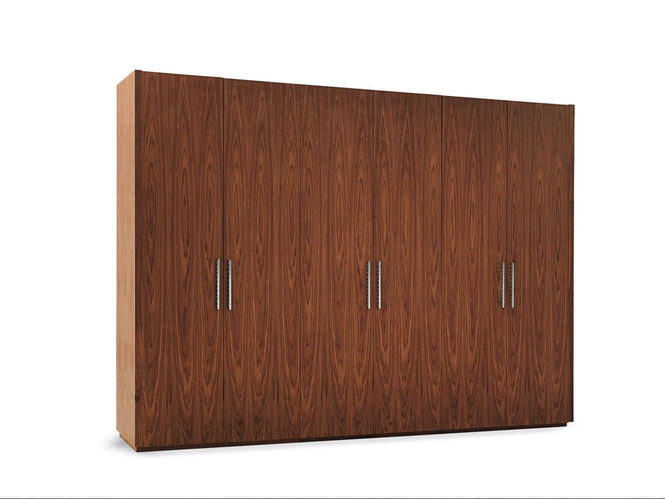 Modul Kleiderschrank Modern Massivholz Aus Zeder Four