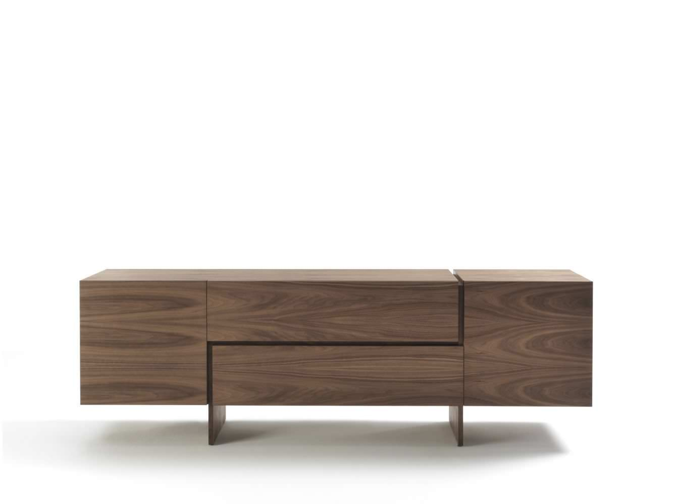 Sideboard nussbaum  Modernes Sideboard / Massivholz - AKI by Bartoli Design - Riva ...