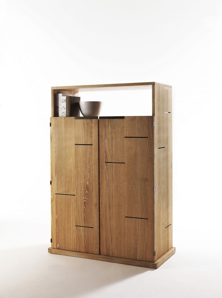 Sideboard holz  Hohes Sideboard / modern / Holz - ANIMA by Terry Dwan - Riva ...