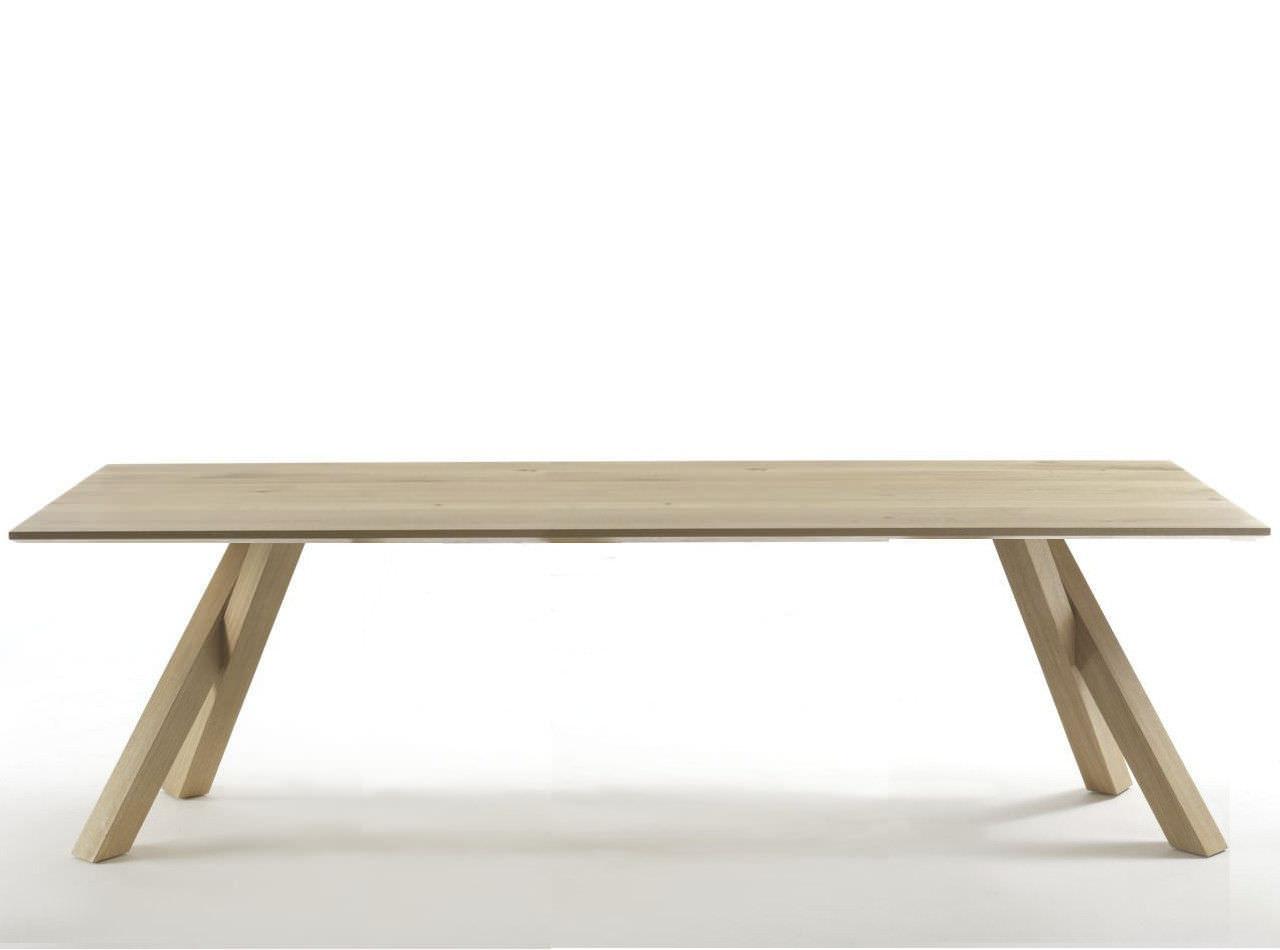 Moderner Tisch / Holz / Rechteckig   SNAP By Giovanna Azzarello