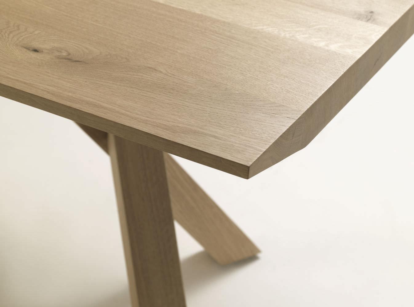 Schön ... Moderner Tisch / Holz / Rechteckig SNAP By Giovanna Azzarello Riva  Industria Mobili ...