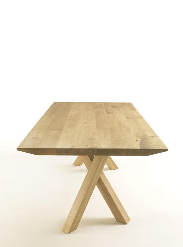 ... Moderner Tisch / Holz / Rechteckig SNAP By Giovanna Azzarello Riva  Industria Mobili ...