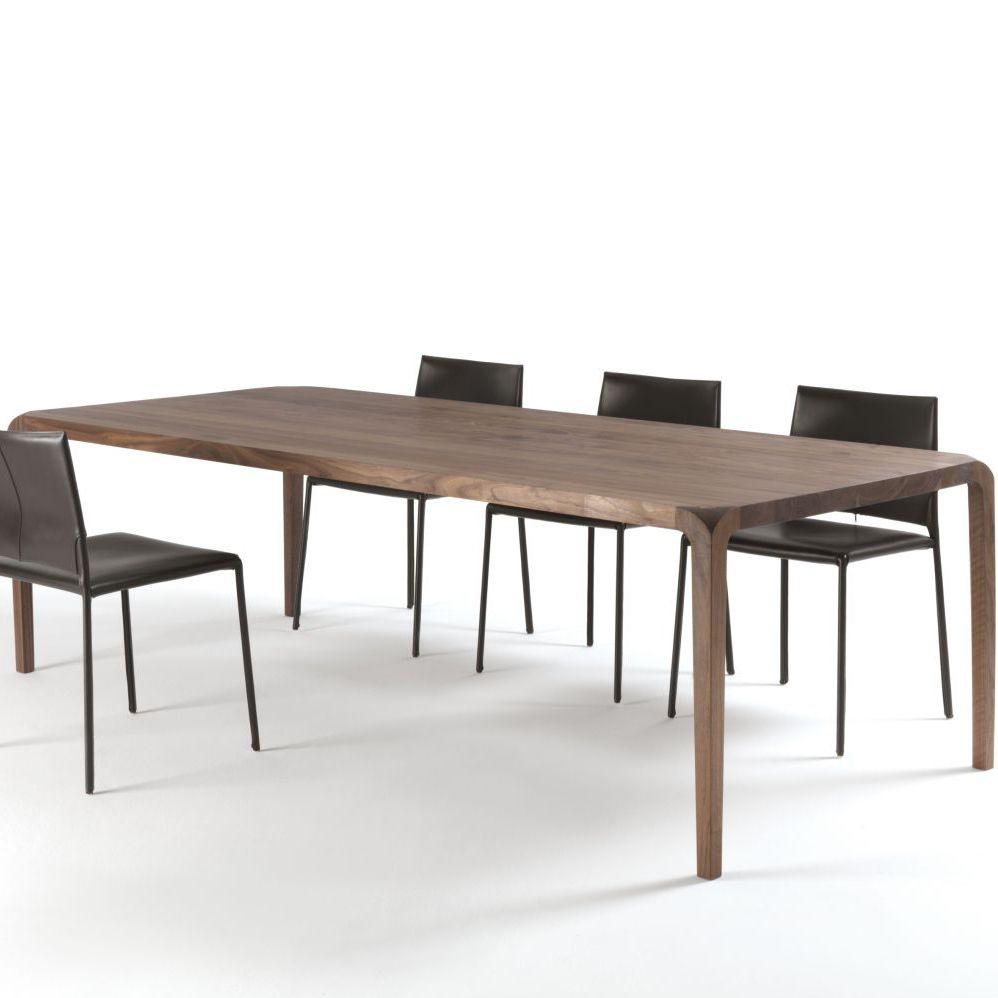 Moderner Tisch / Massivholz / Rechteckig / Von Karim Rashid SLEEK Riva  Industria Mobili ...