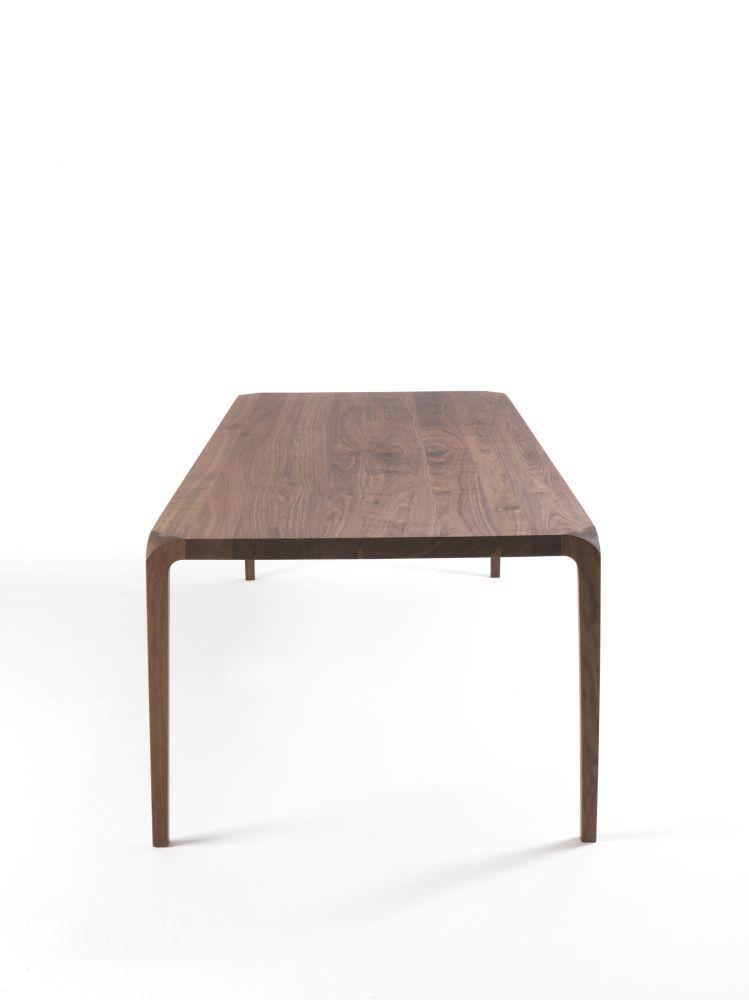 ... Moderner Tisch / Massivholz / Rechteckig / Von Karim Rashid SLEEK Riva  Industria Mobili ...