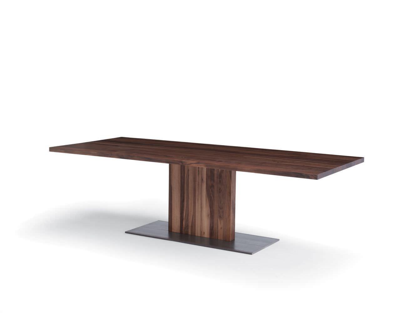Großartig ... Moderner Tisch / Massivholz / Oval / Rechteckig PARSIFAL Riva Industria  Mobili ...