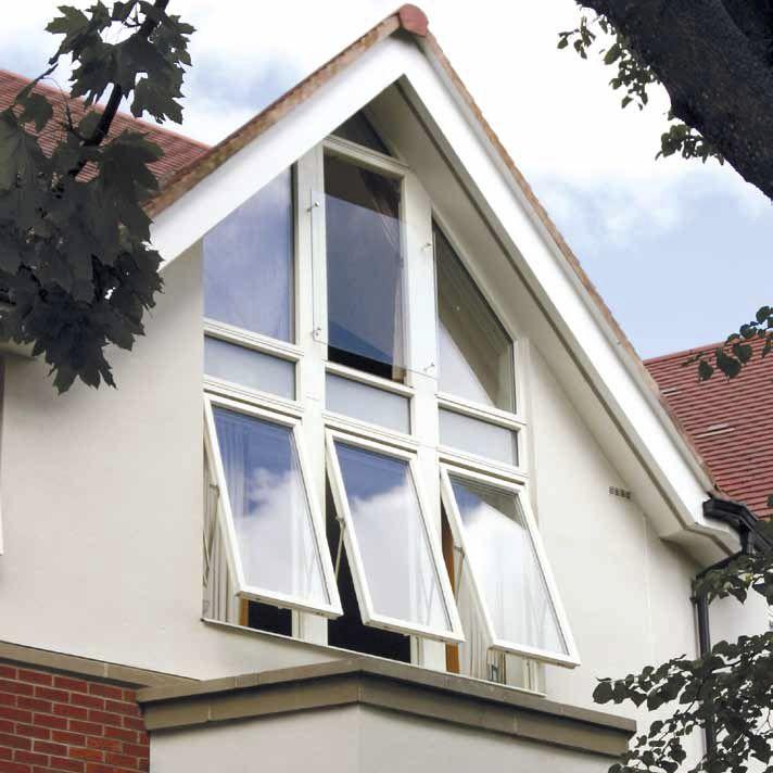 Isolierendes Flachglas / Ornament / für Fenster / transparent ...