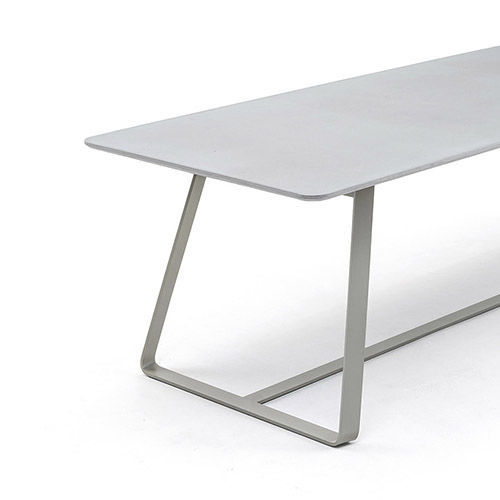 Tisch gezeichnet  Moderner Esstisch / Stahl / HPL / aus Zement - KOLONAKI : 3387 by ...