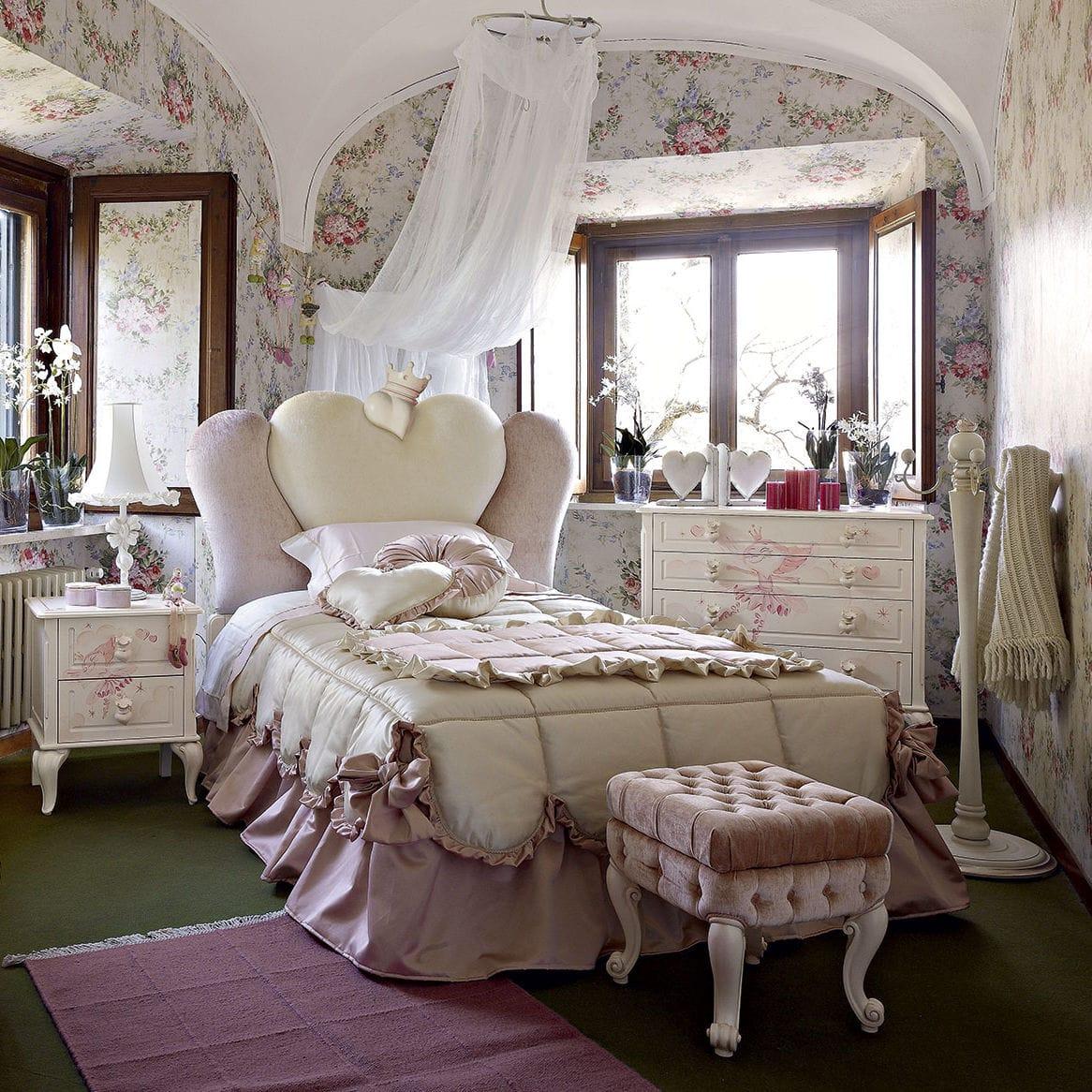 Kinderzimmer für mädchen   gaia   volpi