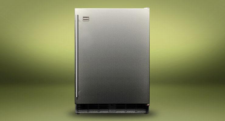 Unterbaukühlschrank / Edelstahl / Für Aussen   K HP24RO 1