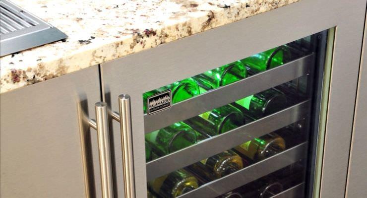 Kühlschrank Outdoor : Schrank kühlschrank verglast für aussen k hp ro
