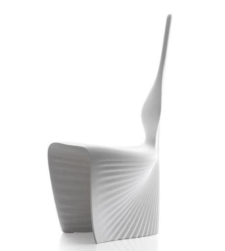Schön ... Gartenstuhl / Organisches Design / Rotationsgesintertes Polyethylen /  Von Ross Lovegrove BIOPHILIA VONDOM ...