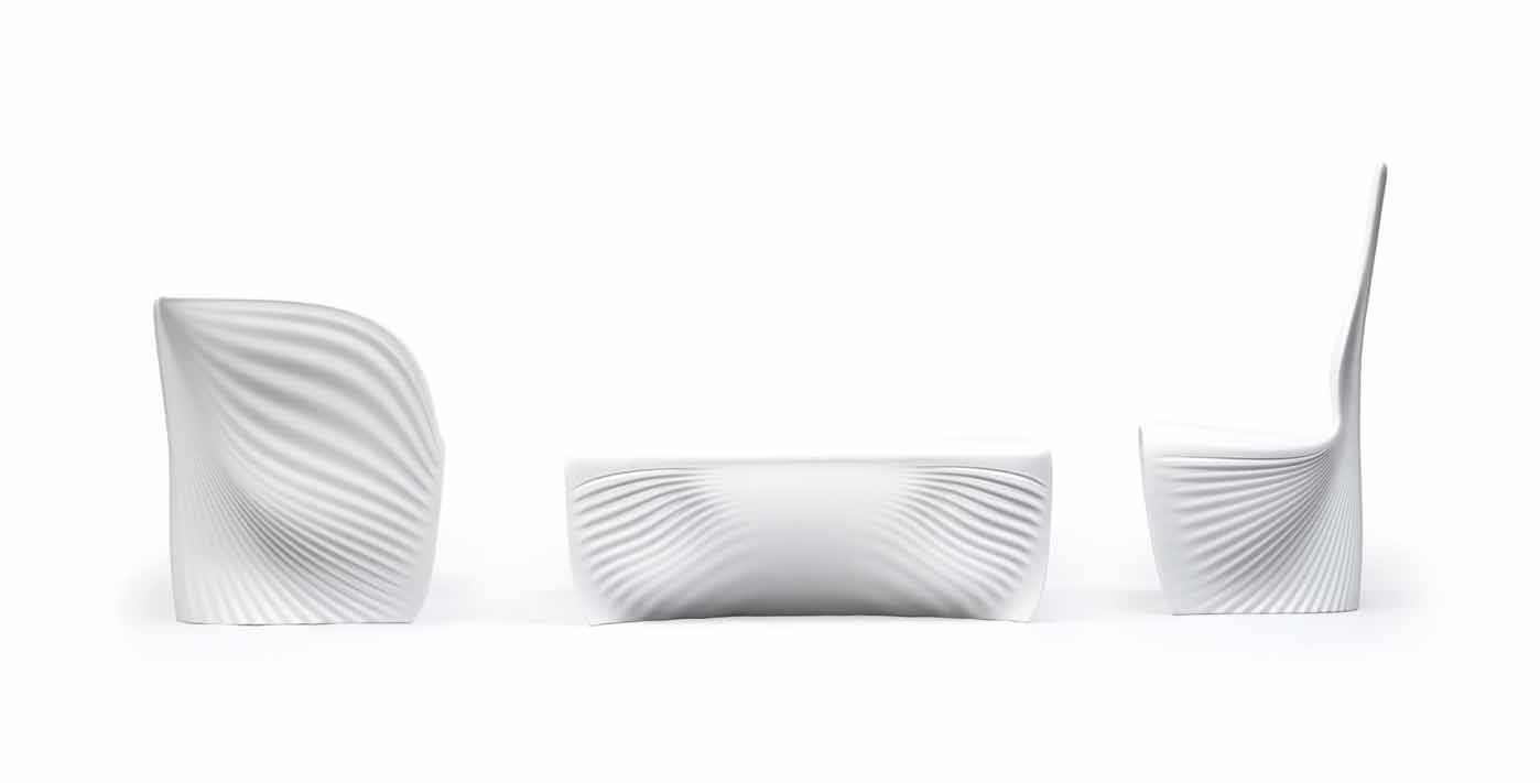 ... Gartenstuhl / Organisches Design / Rotationsgesintertes Polyethylen /  Von Ross Lovegrove BIOPHILIA VONDOM ...