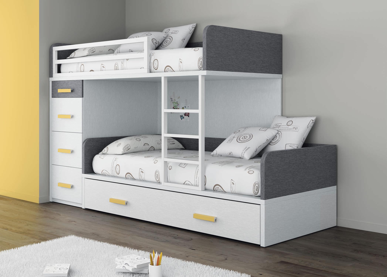 Etagenbett Kinder : Moderne kindergarten schlafzimmer mit etagenbett treppe für
