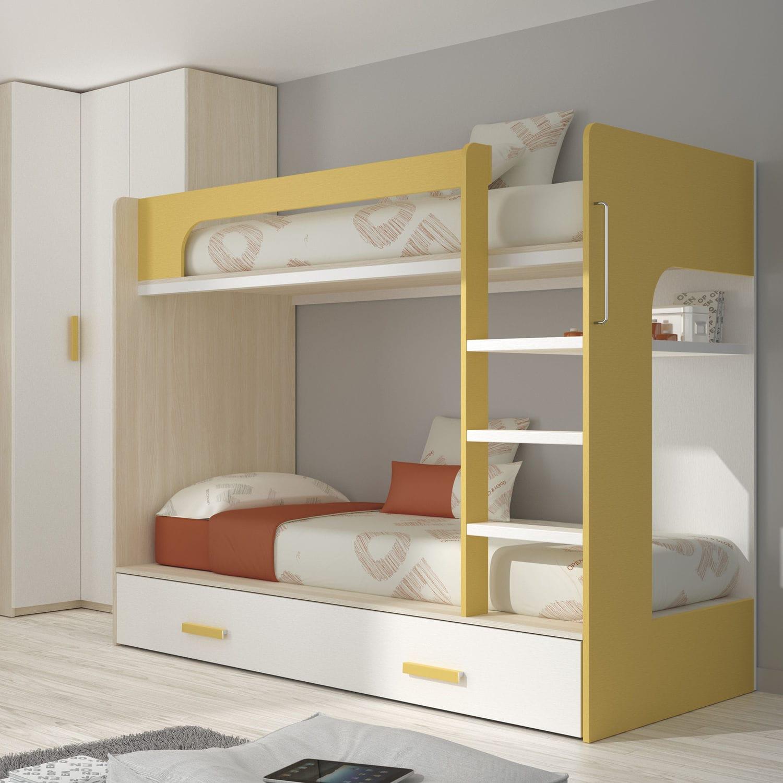 AuBergewohnlich Etagenbett / Einfach / Modern / Für Kinder (Jungen Und Mächen)   TOUCH 63