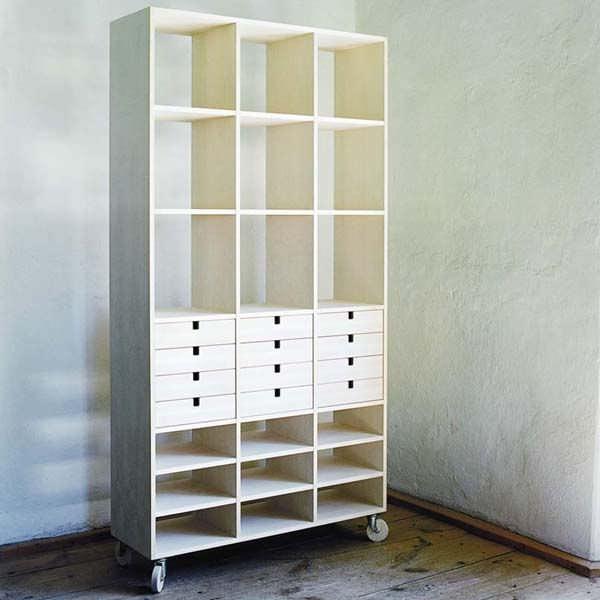bücherregal auf rollen - Bestseller Shop für Möbel und Einrichtungen