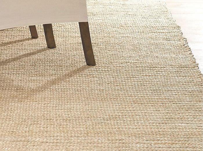 Teppich 200x300  Moderne Teppich / uni / aus Manilahanf / rechteckig - Limited ...