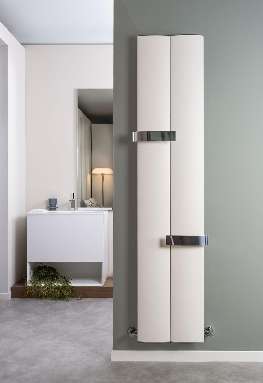 Heisswasser Heizkorper Aluminium Modern Fur Badezimmer