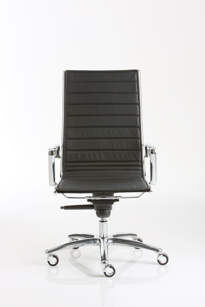 Chefsessel stoff  Moderne Chefsessel / Stoff / Leder / drehbar - LIGHT - LUXY