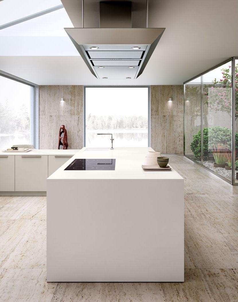 Moderne Küche / Holz / lackiert - OPAL REGULA - Lineaquattro | {Moderne küche 47}