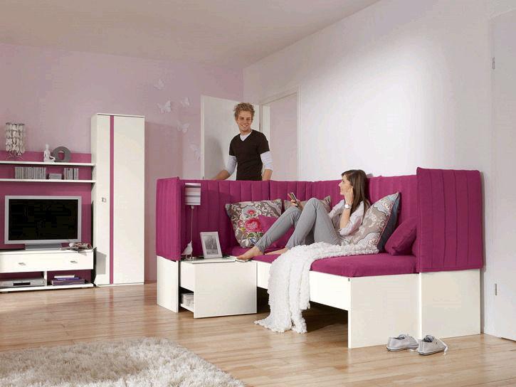Jugendzimmer für jungs modern schwarz weiß  Jugendzimmer Design Mädchen Weiß | rheumri.com